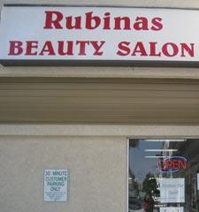Rubina's Beauty Salon